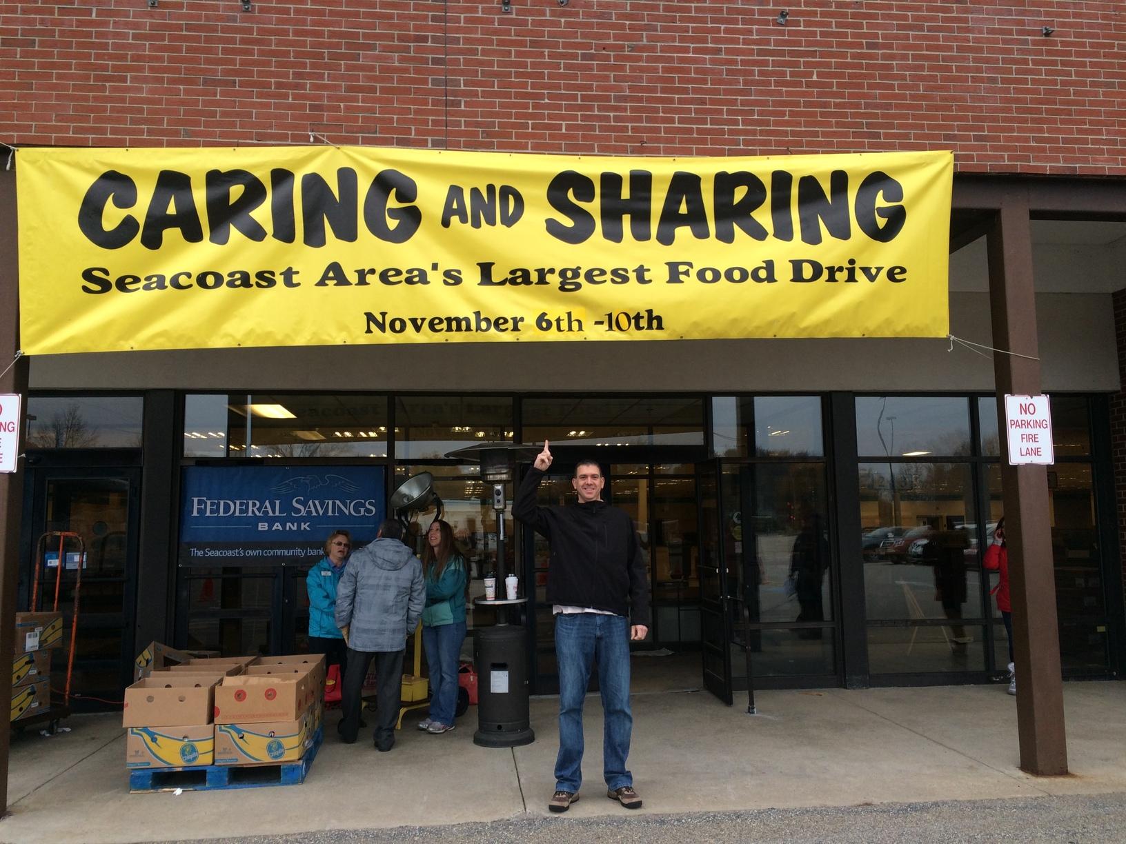 Caring & Sharing 2014